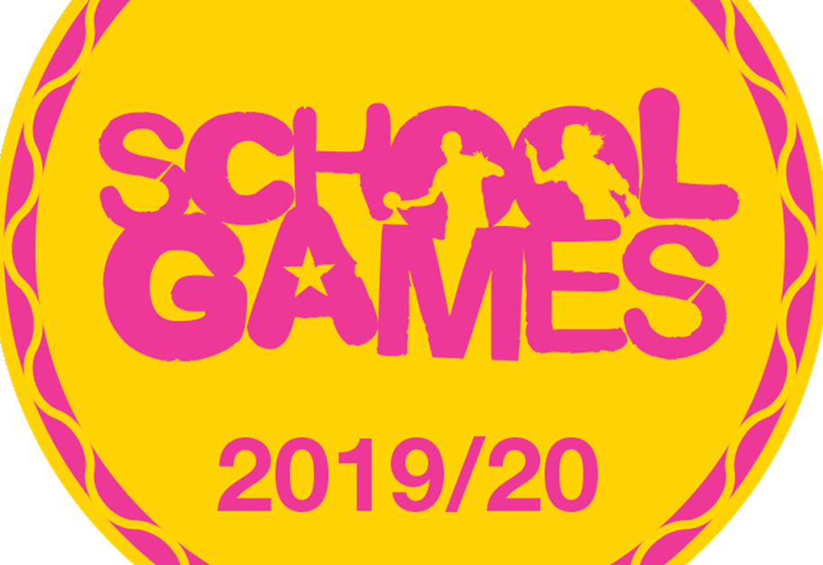 School Games Award 2019-2020