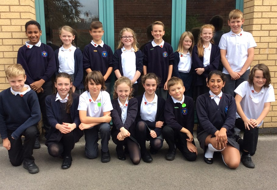 House Captains and Vice-Captains
