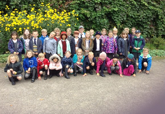 Year 3 Trip to Attingham Park