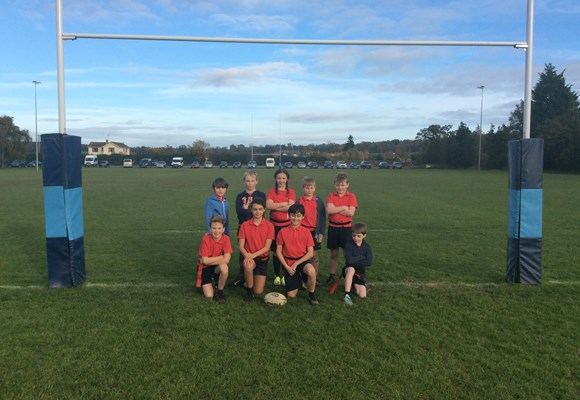 Tag Rugby Competition 6th November