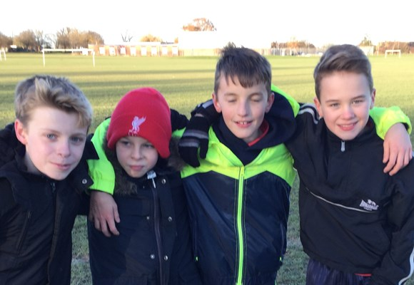 Cross Country event at the Sports Village