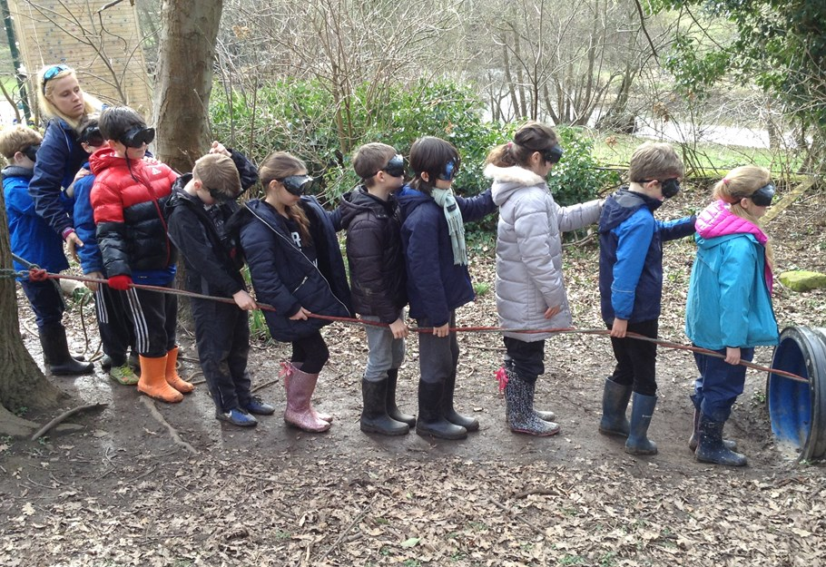 Yr 4 Trip to Condover Hall