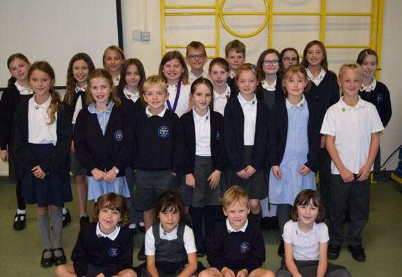 School Councillors 2018-19