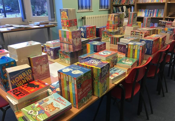 New Reading Books for Pupils