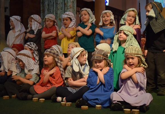EYFS/KS1 Christmas Nativity