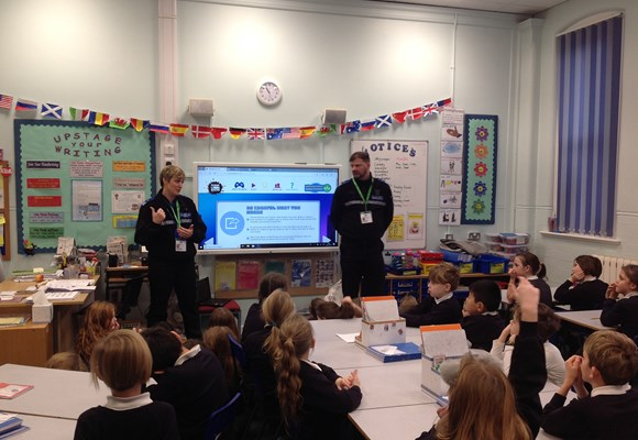 E-Safety talks