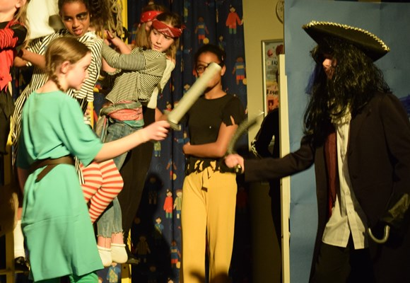 School Production: Peter Pan