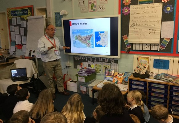 Year 3 Parent Geography Talk